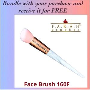 F.A.R.A.H BRUSHES Face Brush